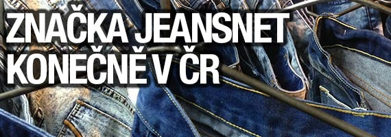Jeansnet džíny