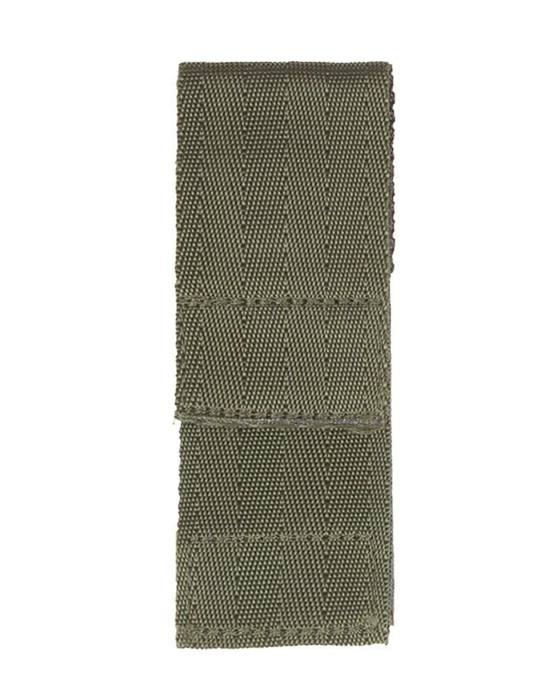 Pásek na hodinky Commando - olivový 422a9041906