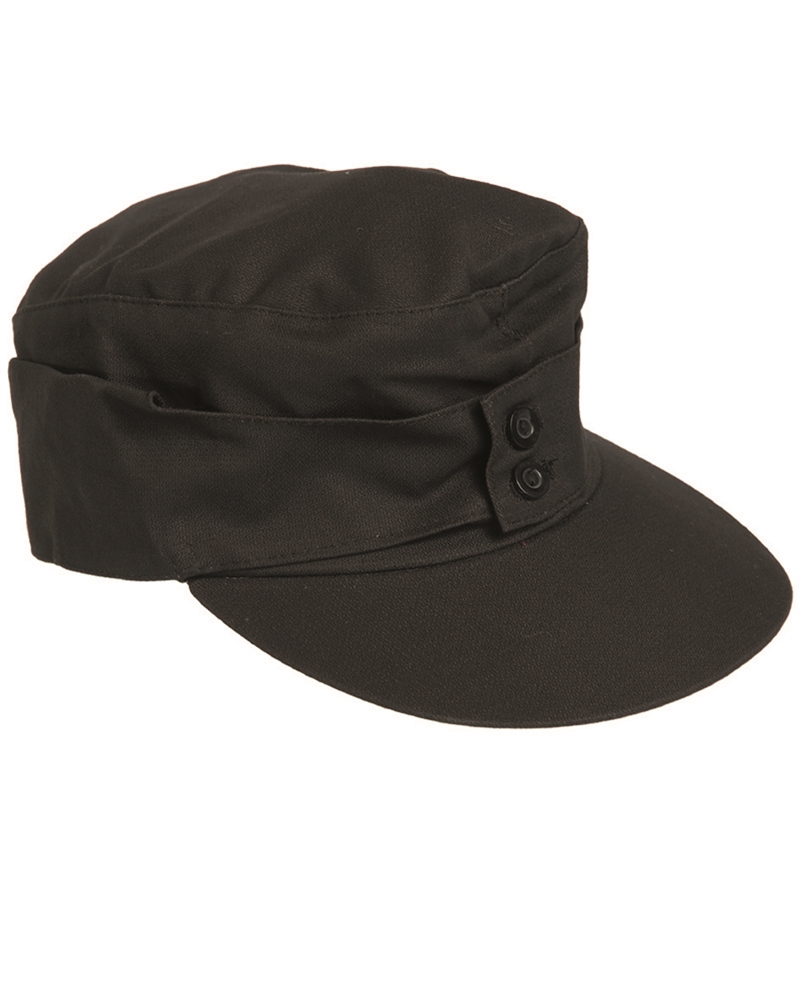 Čepice s kšiltem M43 - černá