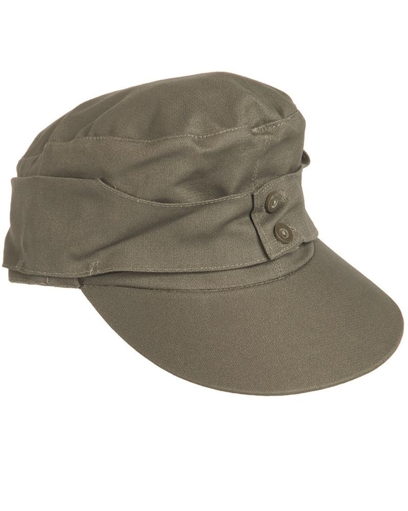 Čepice s kšiltem M43 - olivová