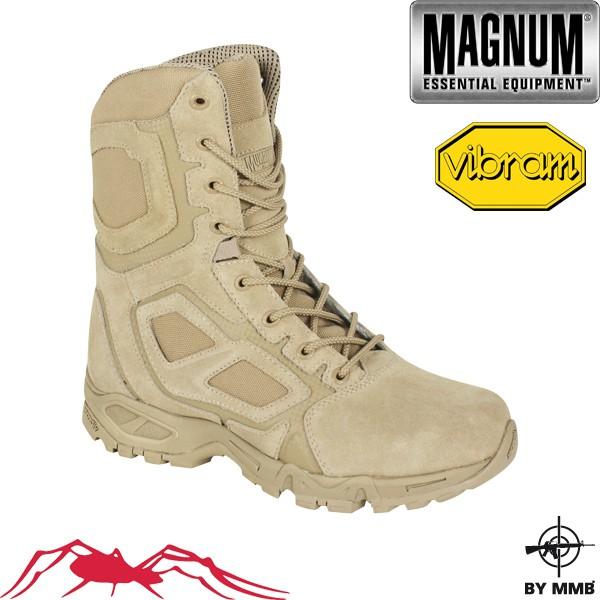 6e224f7939d Hi-Tec Magnum Elite Spider 8.0 - pískové