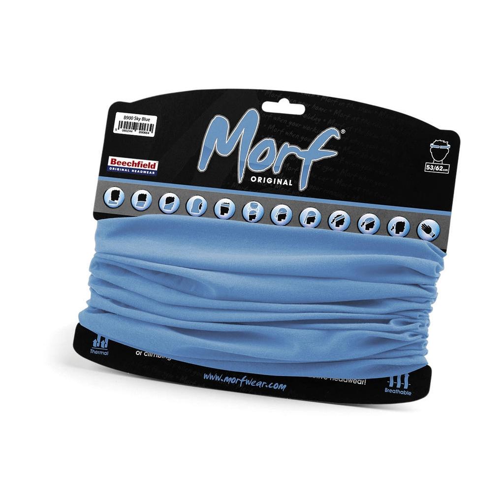 Šátek Beechfield Morf - nebesky modrý a4adefb0ec