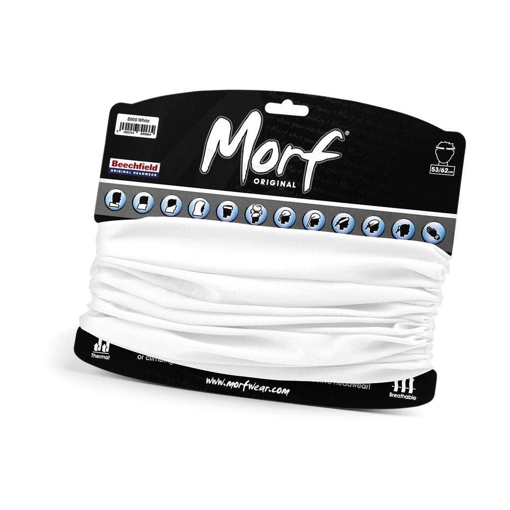 Šátek Beechfield Morf - bílý 1e70af428b