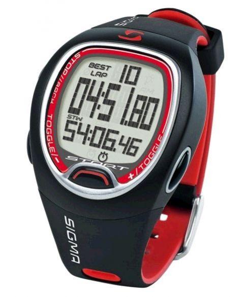 Hodinky Sigma SC 6.12 - černé-červené