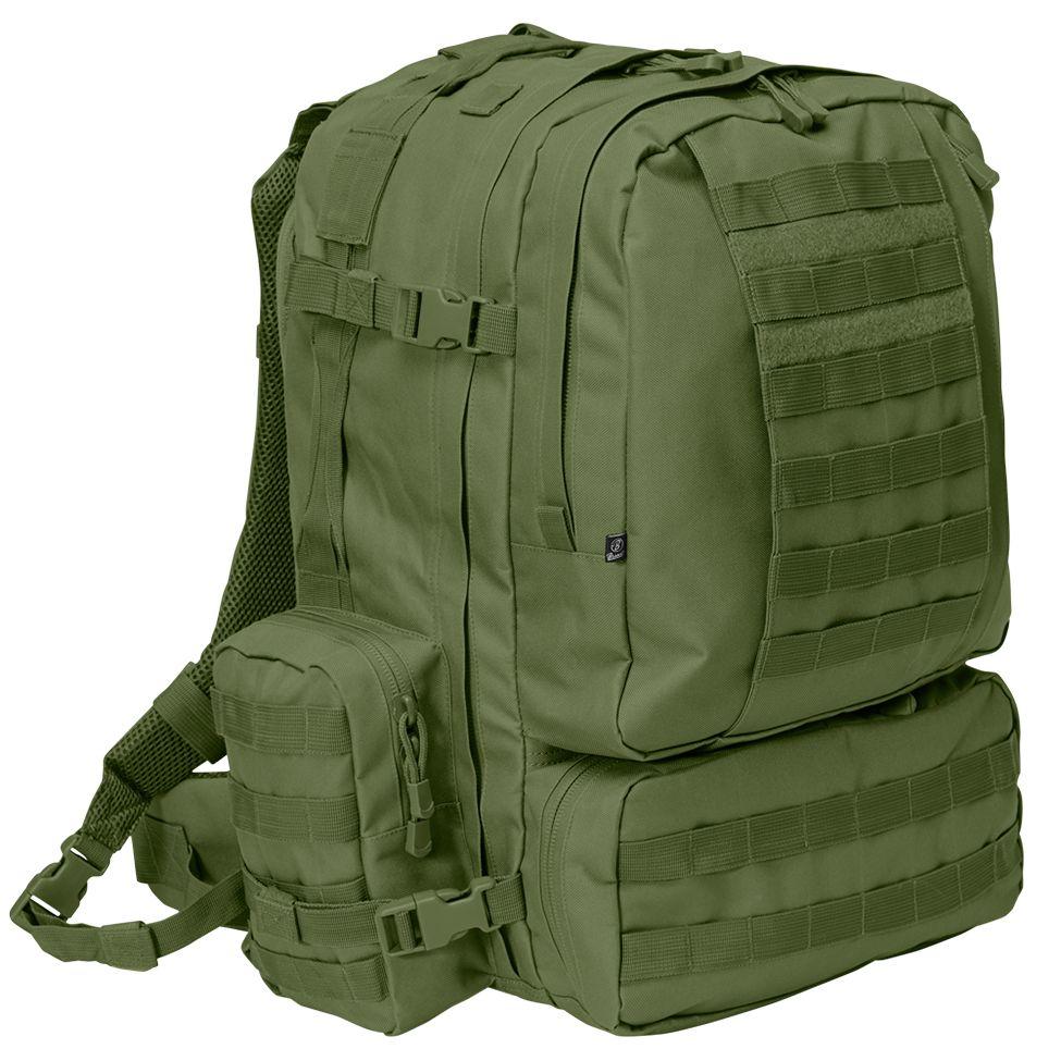 Batoh Brandit 3-Day-Backpack - olivový