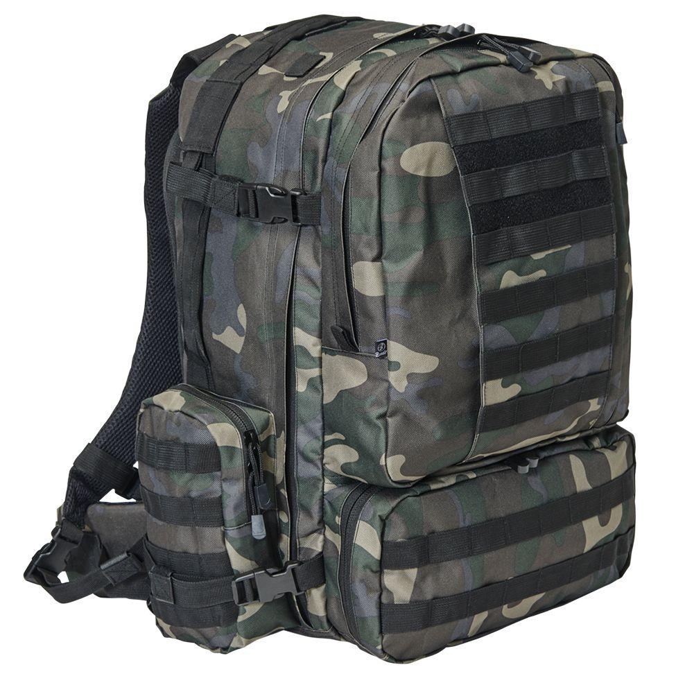 Batoh Brandit 3-Day-Backpack - darkcamo