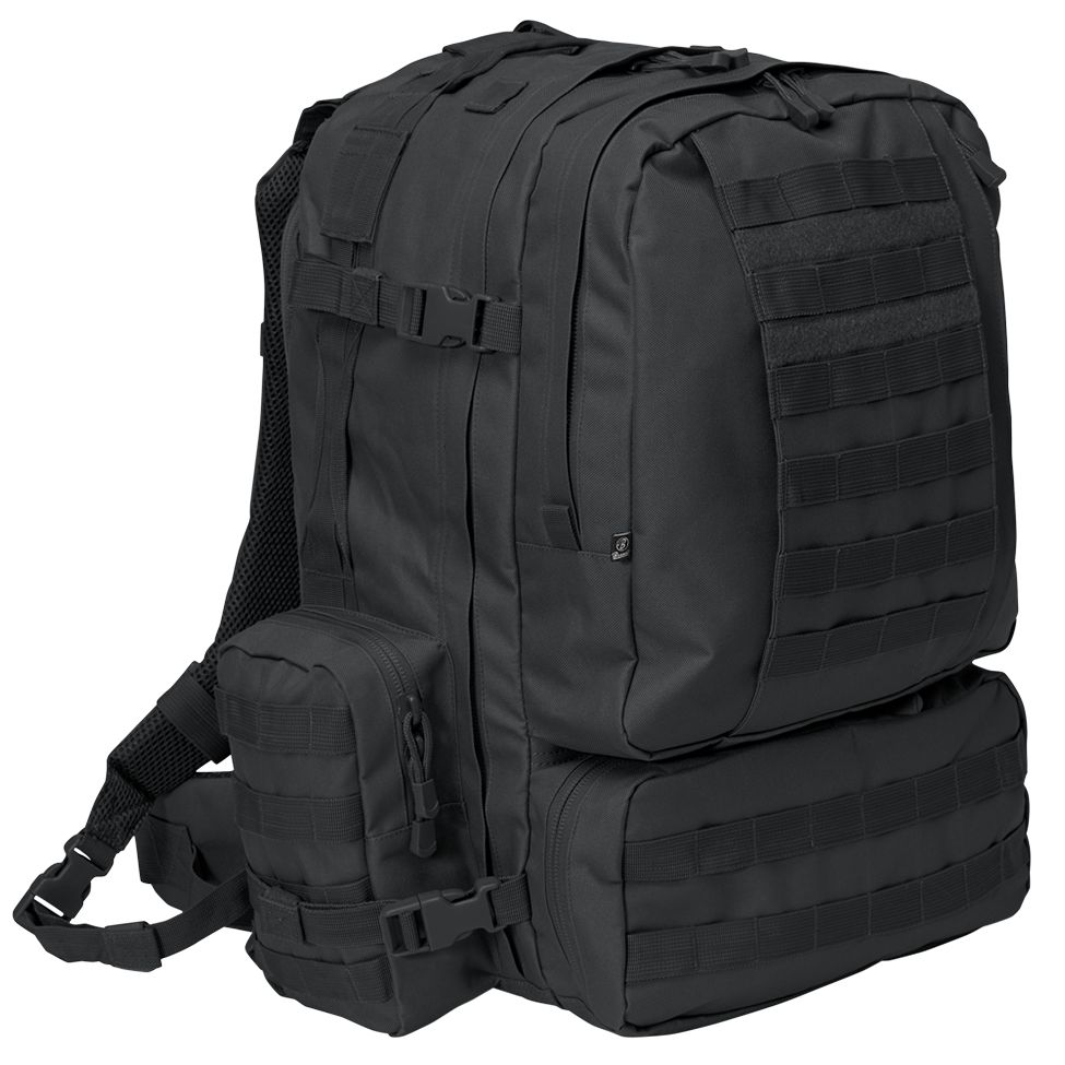 Batoh Brandit 3-Day-Backpack - černý