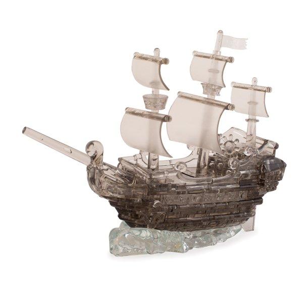 Krystal Puzzle Pirátská loď