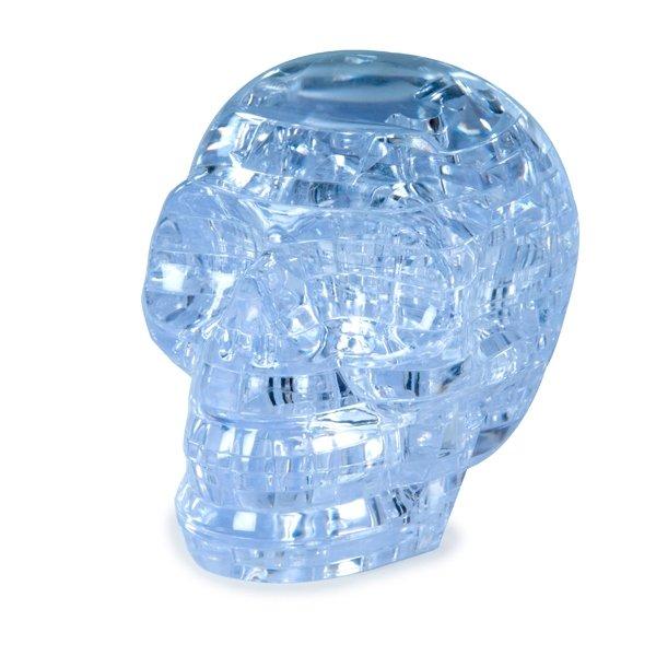Krystal Puzzle Lebka
