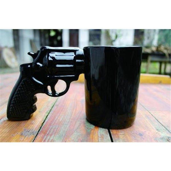 Hrnek Revolver - černý