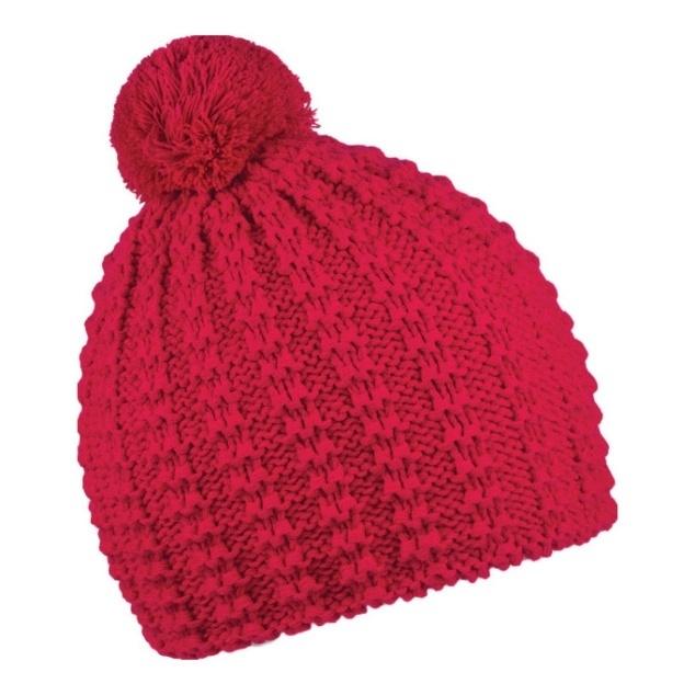 711dade887c Zimní čepice CoFEE Amazing - červená