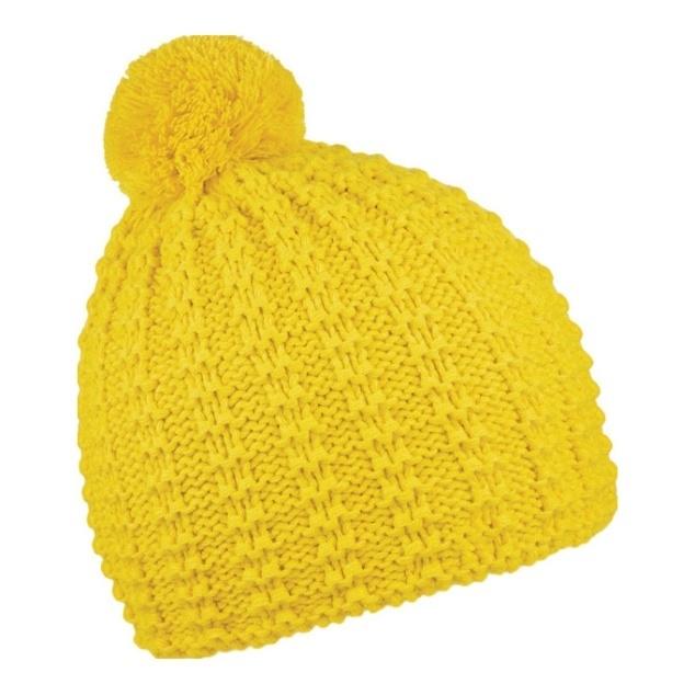 31e5397c175 Zimní čepice CoFEE Amazing - žlutá