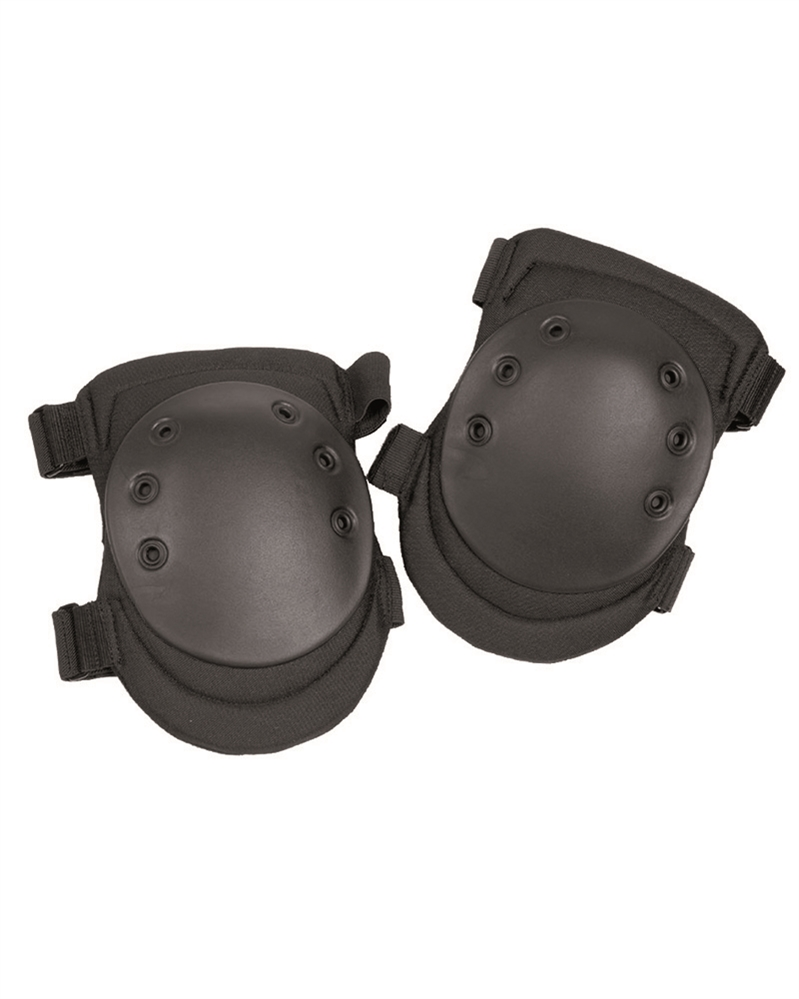 Chrániče na kolena dětské Mil-Tec - černé