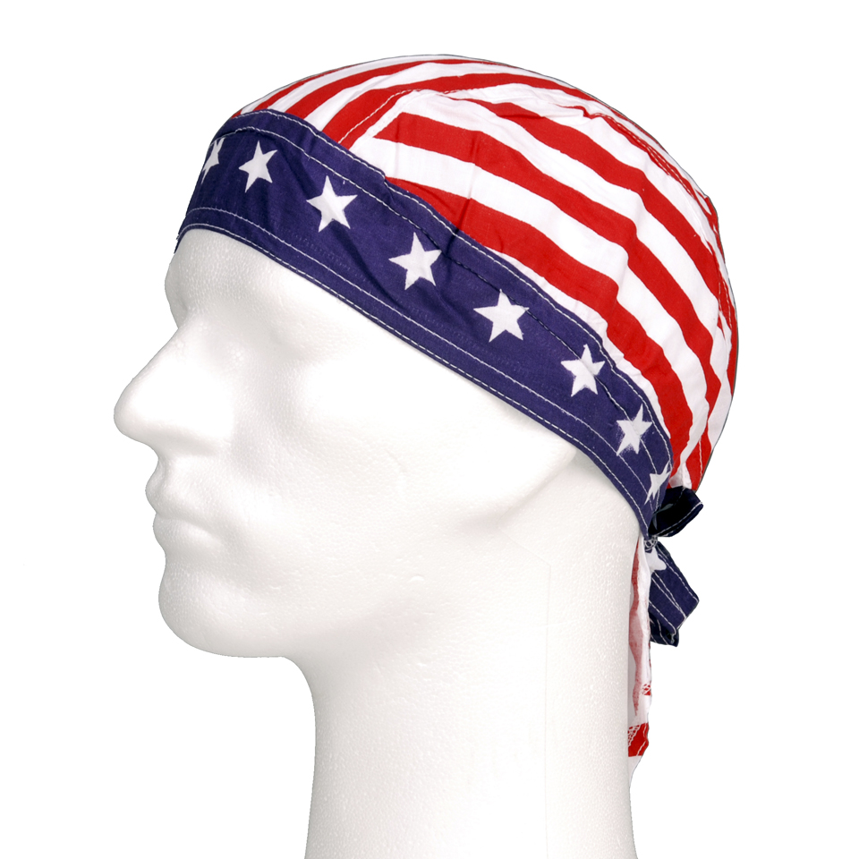 da1c722dd50 Satek headwrap vlajka usa levně