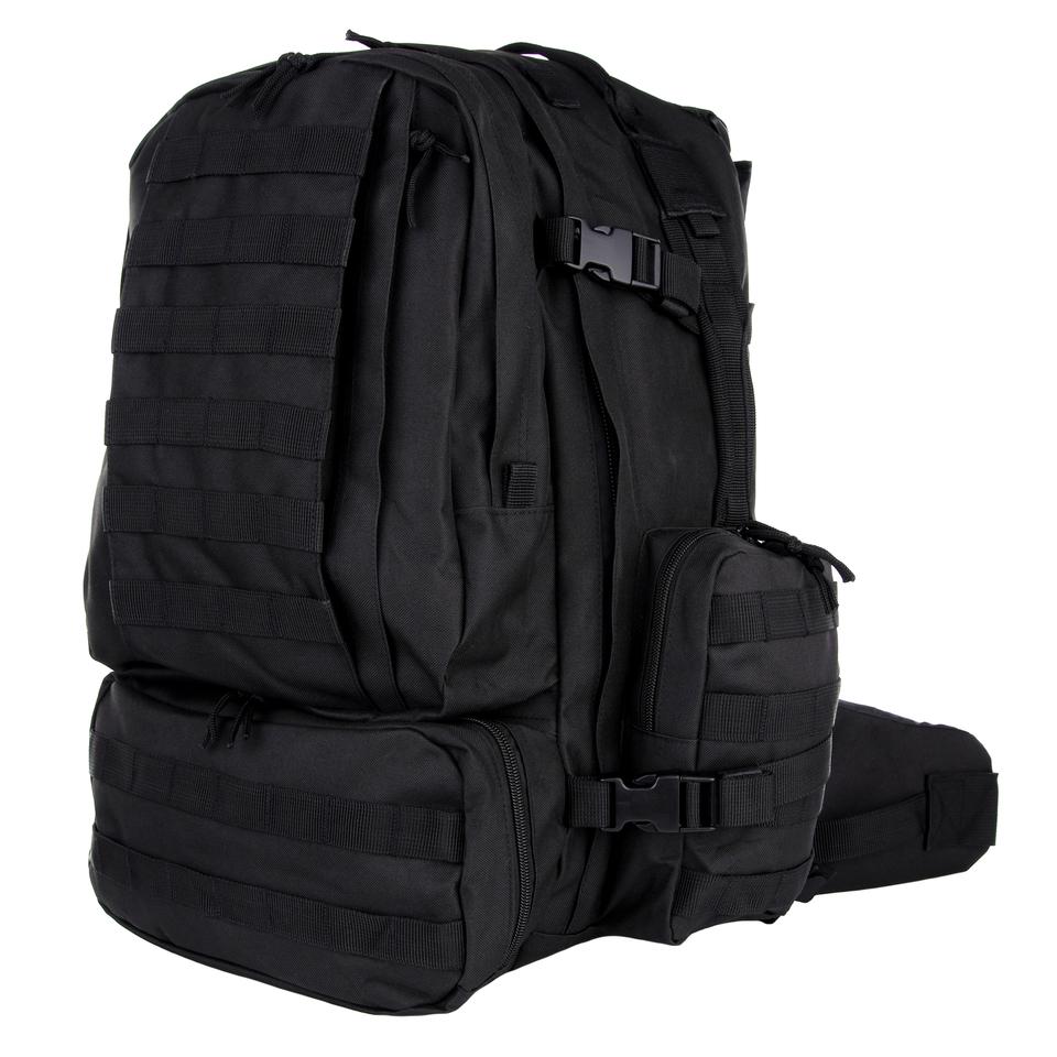 Batoh 101 Inc Assault Pack 3-Days 60 L - černý