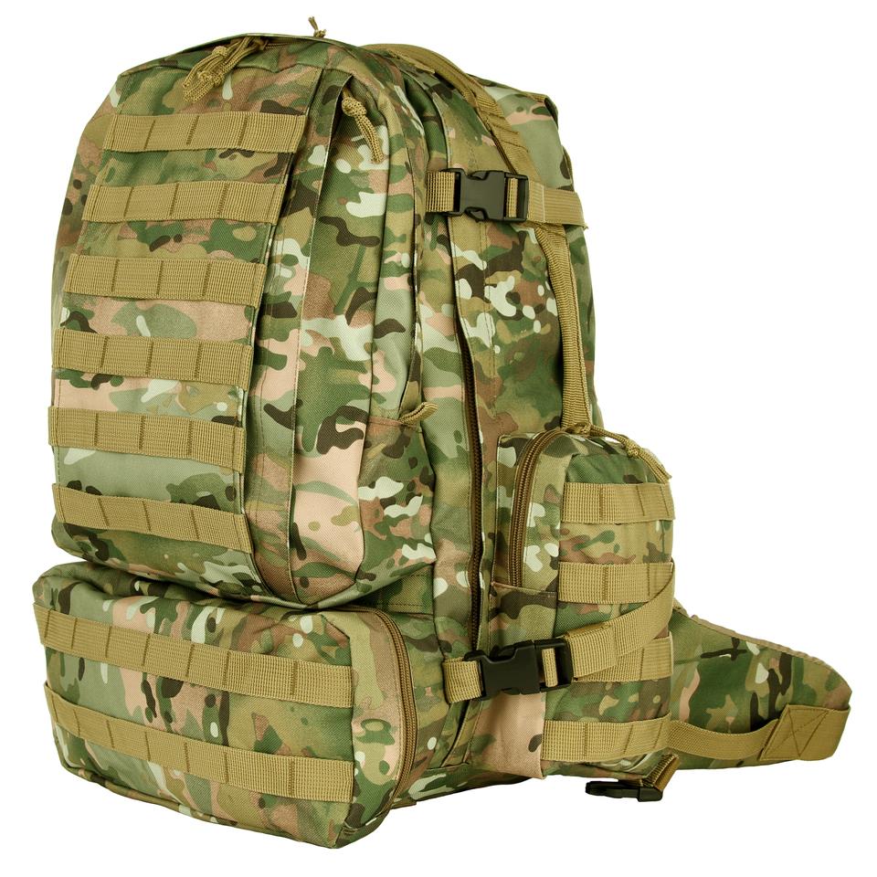 Batoh 101 Inc Assault Pack 3-Days 60 L - multicam
