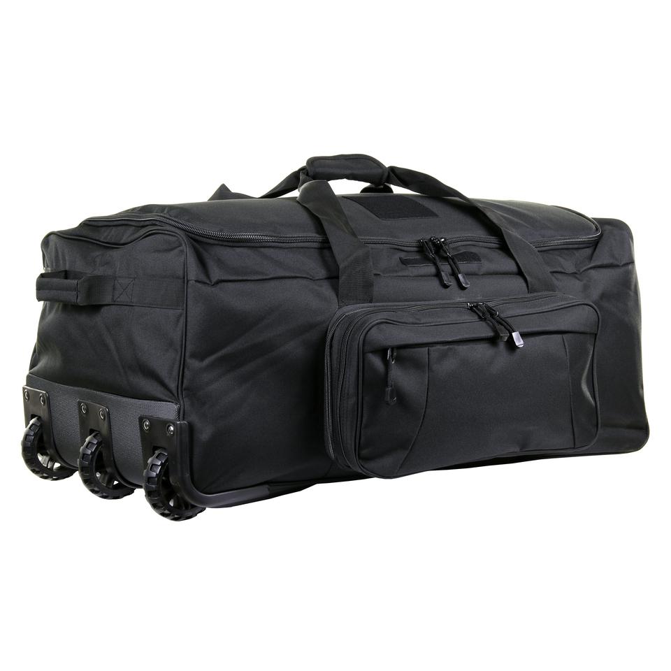 Taška na kolečkách 101 Inc Commando 124 L - černá
