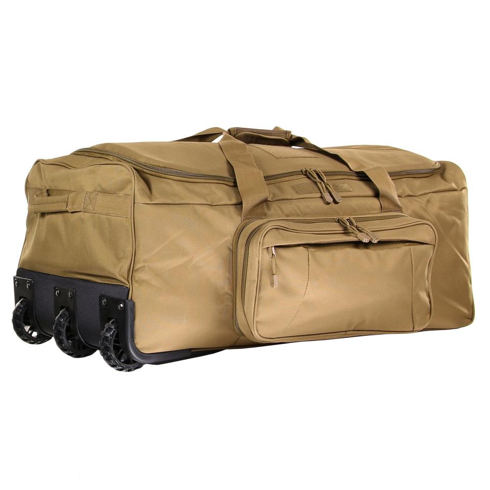Taška na kolečkách 101 Inc Commando 124 L - coyote