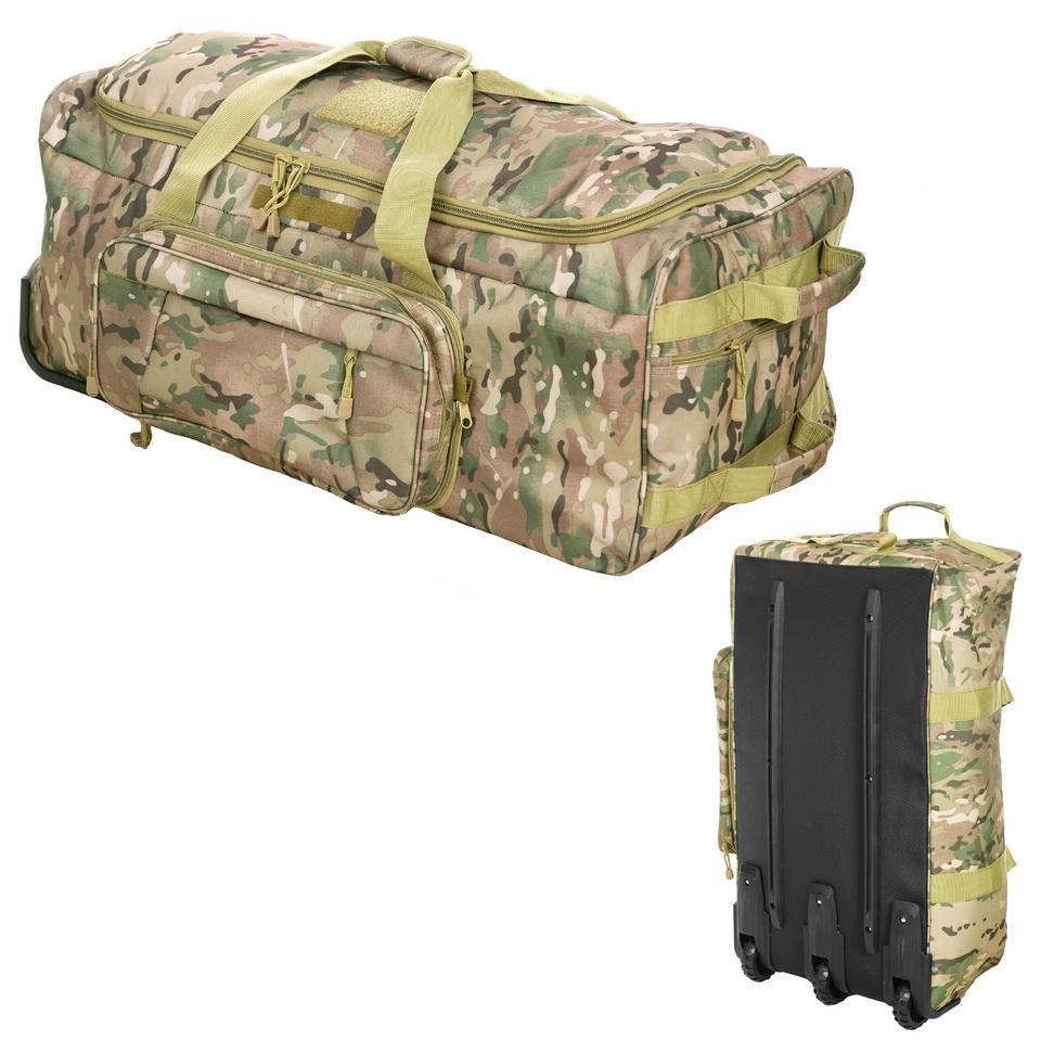 Taška na kolečkách 101 Inc Commando 124 L - multicam