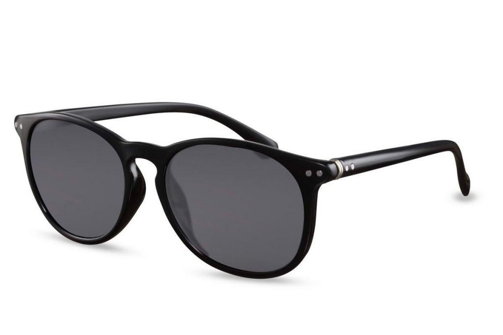 34eff09de Sluneční brýle Solo Wayfarer Points - černé