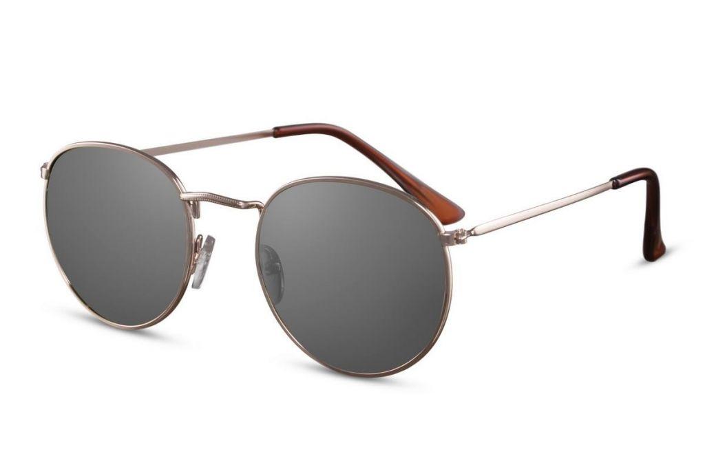 3f8ff7fb2 Sluneční brýle Solo Lenonky - zlaté-šedé