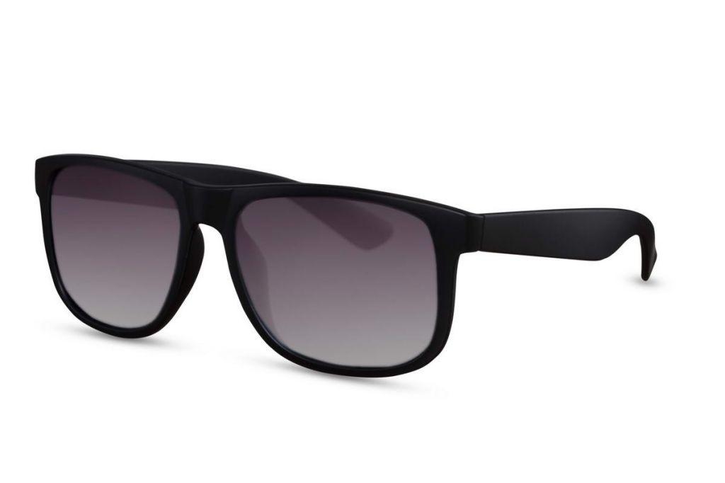 9645be71f Sluneční brýle Solo Wayfarer Simple - černé