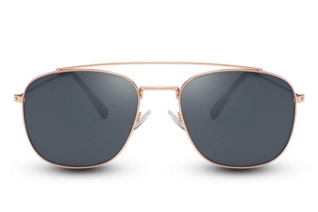 bb0a2ef02 Sluneční brýle Solo Aviator Line - zlaté