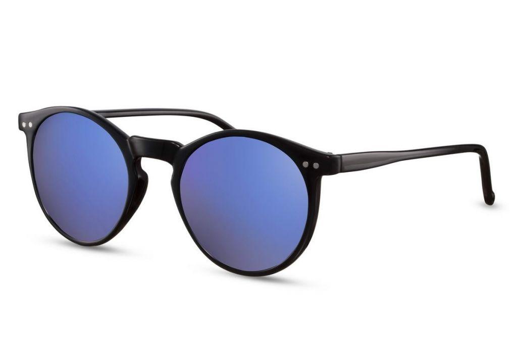 167992301 Sluneční brýle Solo Wayfarer Oval - černé