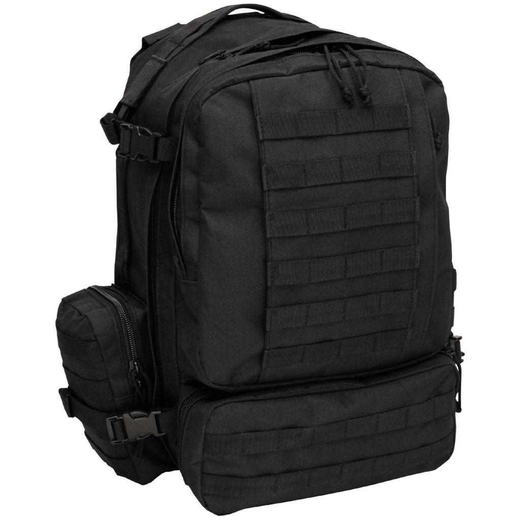 27264957bf3 Batoh MFH Tactical-Modular - černý
