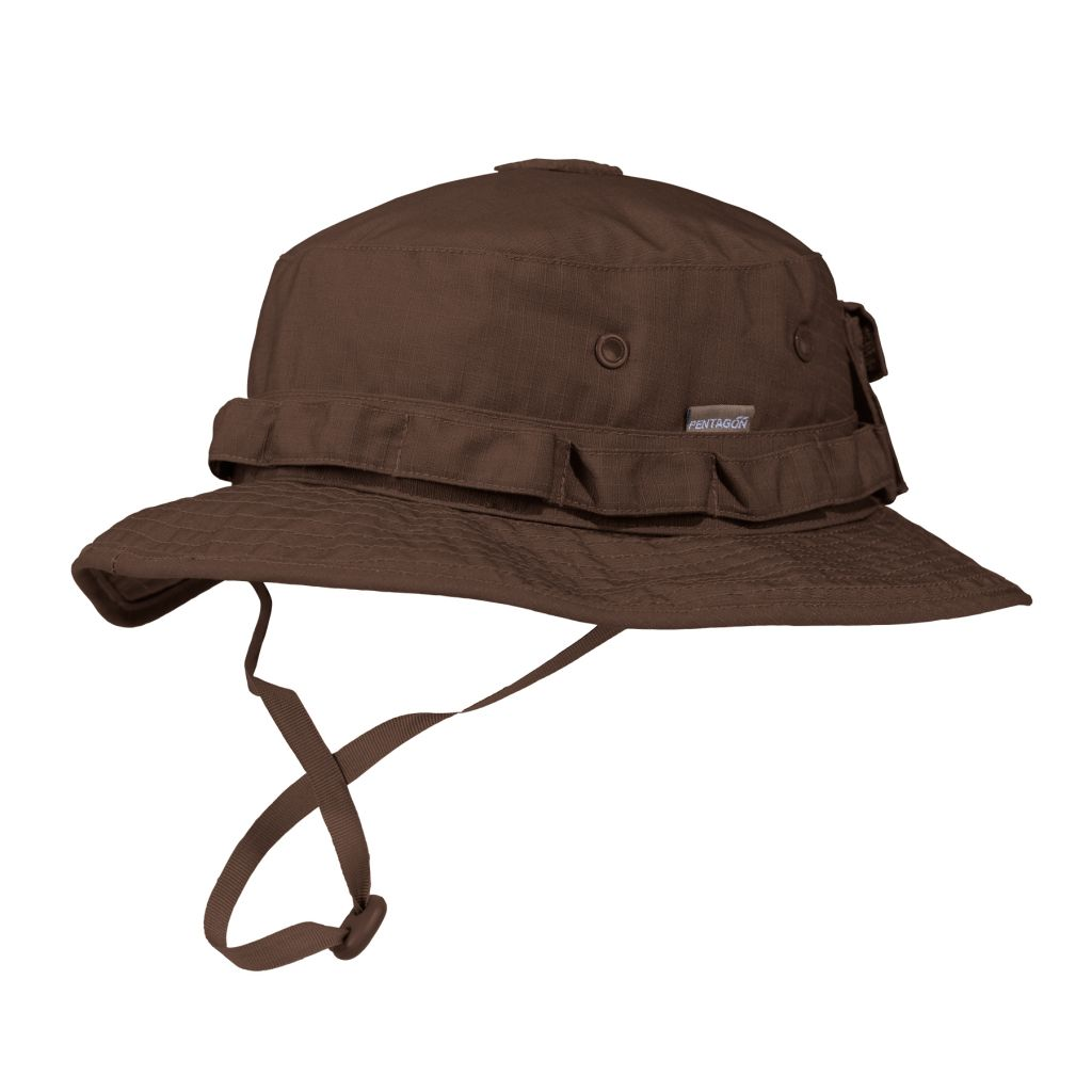 995ebd8d0fe Klobouk Pentagon Jungle Rip-Stop - hnědý