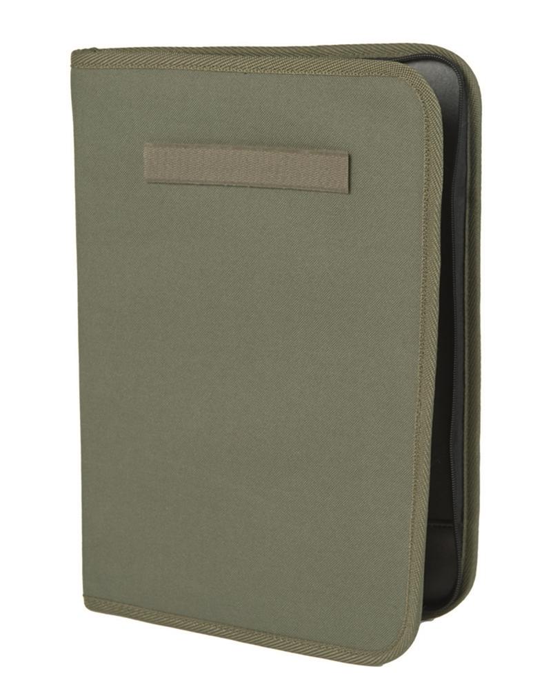 Desky na dokumenty Mil-Tec BW A4 - olivové