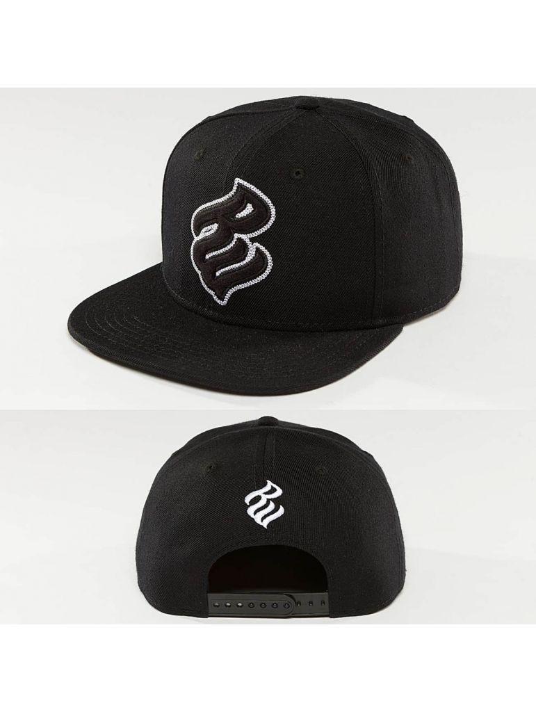 debcb000ea4 Kšiltovka RocaWear Snapback Big Logo - černá
