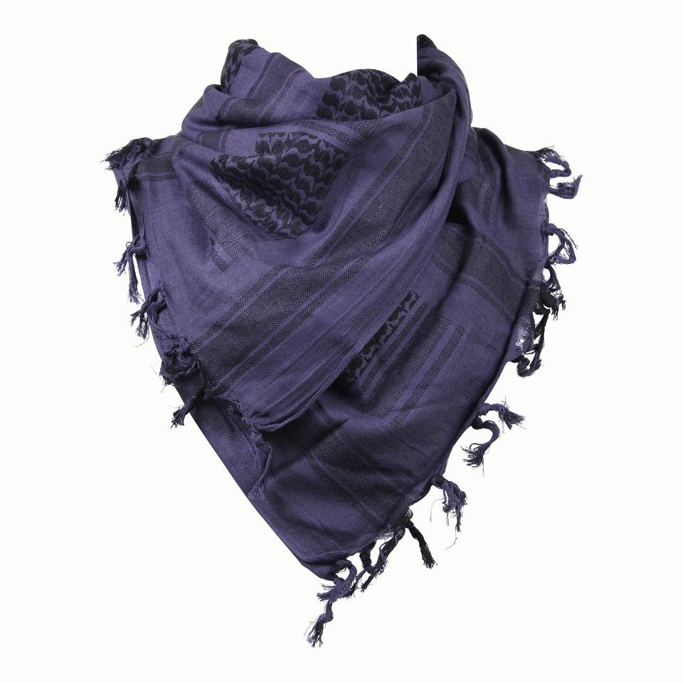 4fab9426fc7 Šátek Fosco Scarf - šedý-černý