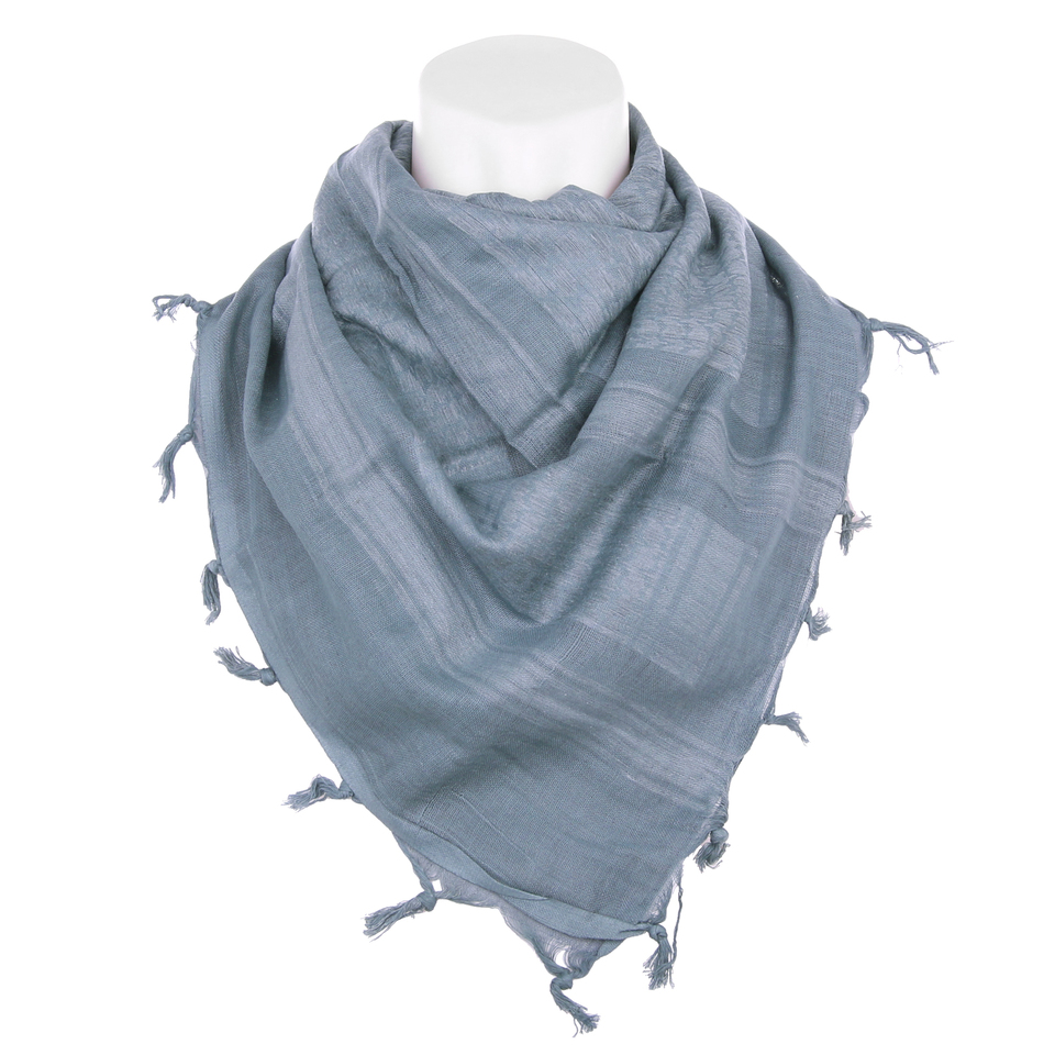 4e57d9888ef Šátek Fosco Scarf - šedý