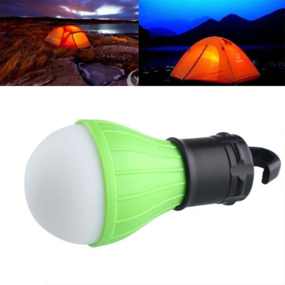 LED žárovka Outdoor - zelená