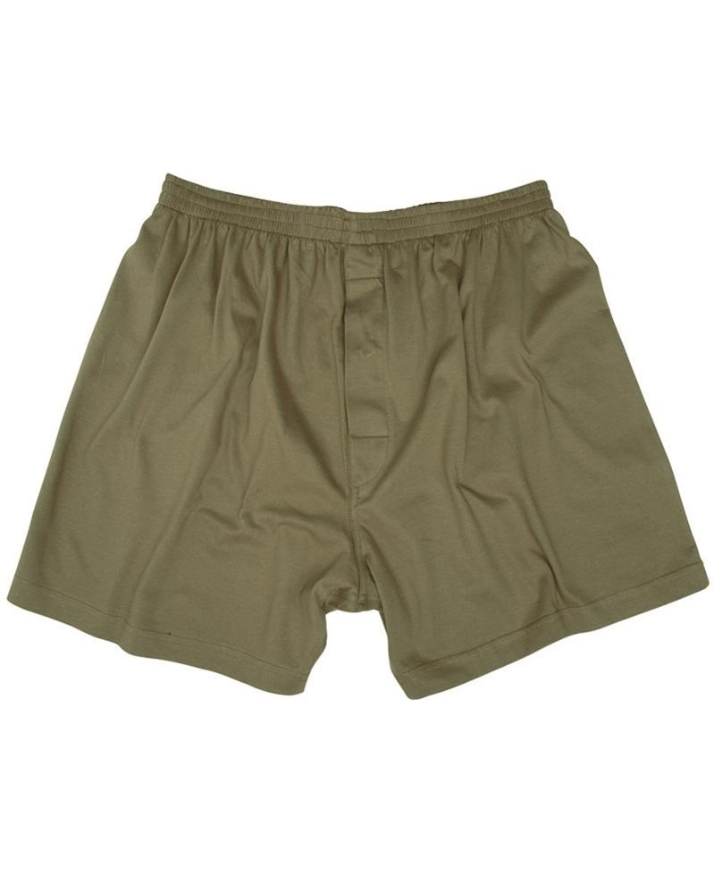Army boxerky - olivové