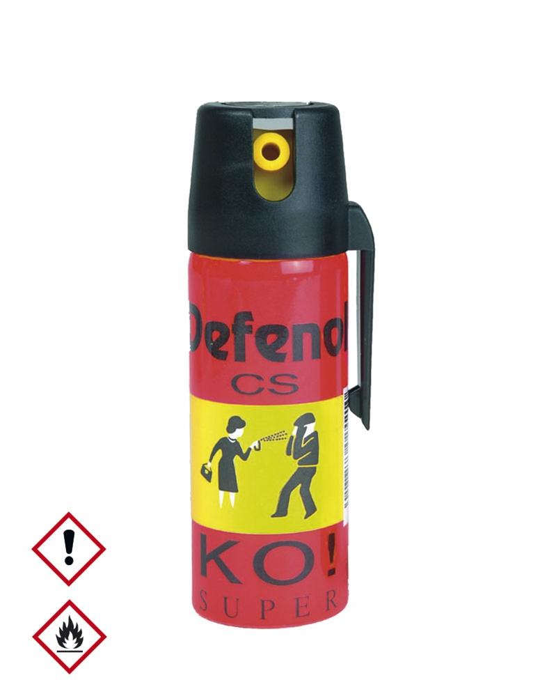 Obranný sprej Defenol 50 ml (18+)