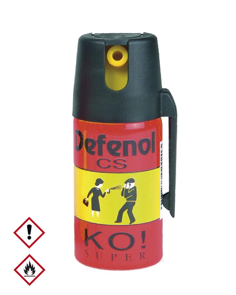 Obranný sprej Defenol 40 ml (18+)