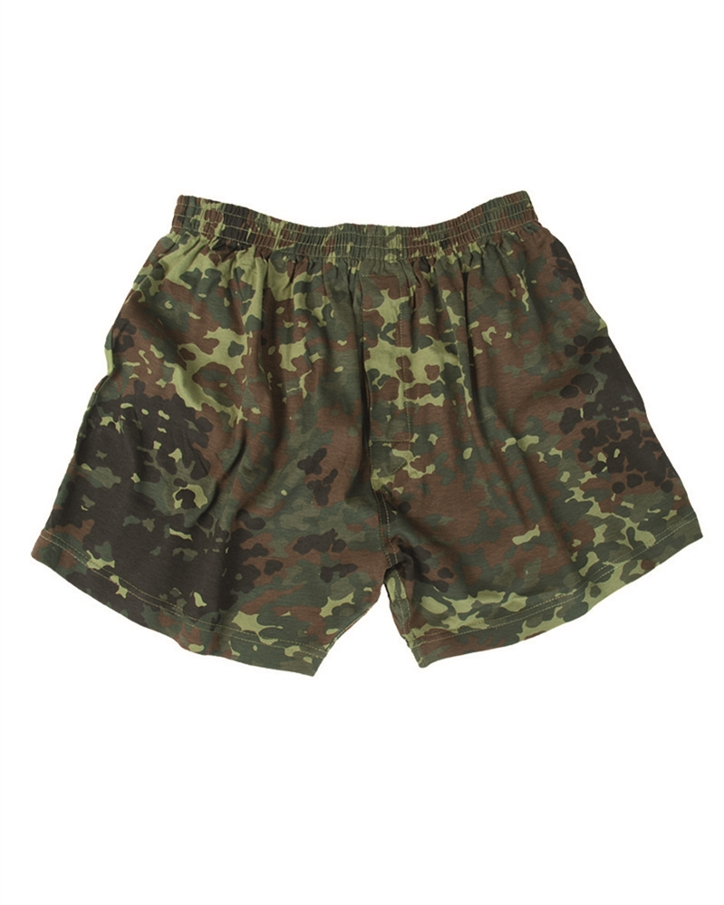 Army boxerky - flecktarn 162064c221