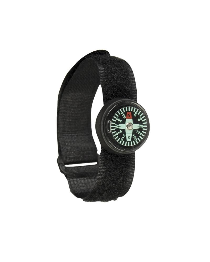 Kompas 360° na hodinkový pásek