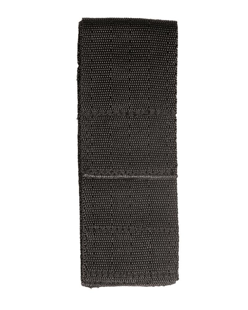 Pásek na hodinky Commando - černý