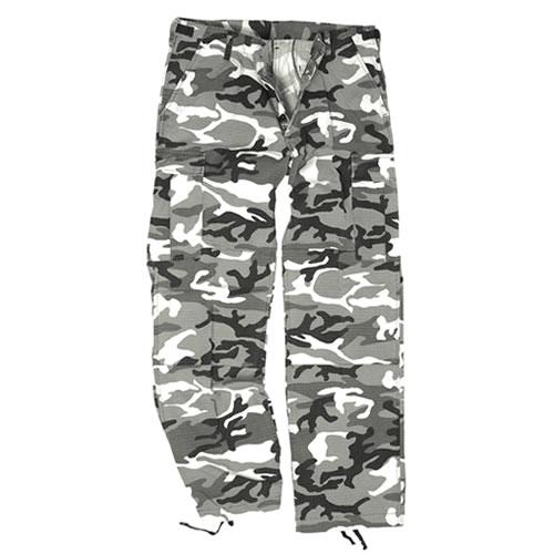 Kalhoty dámské US BDU - urban