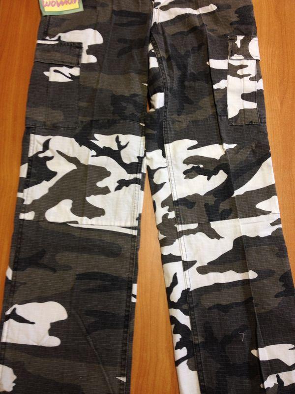 c4d4ab7a09a9 Nohavice dámske US BDU - urban - Army a outdoor vybavenie