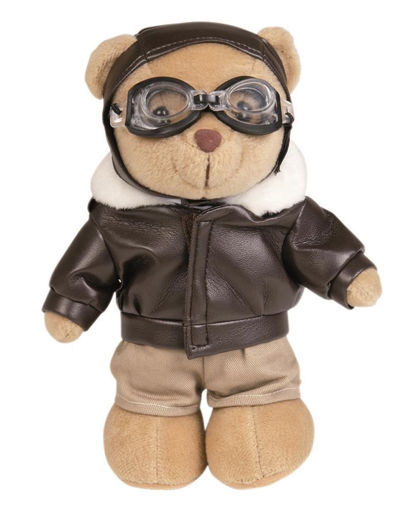 Plyšový medvídek Pilot