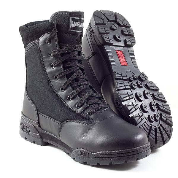 Hi-Tec Magnum Regular - černé
