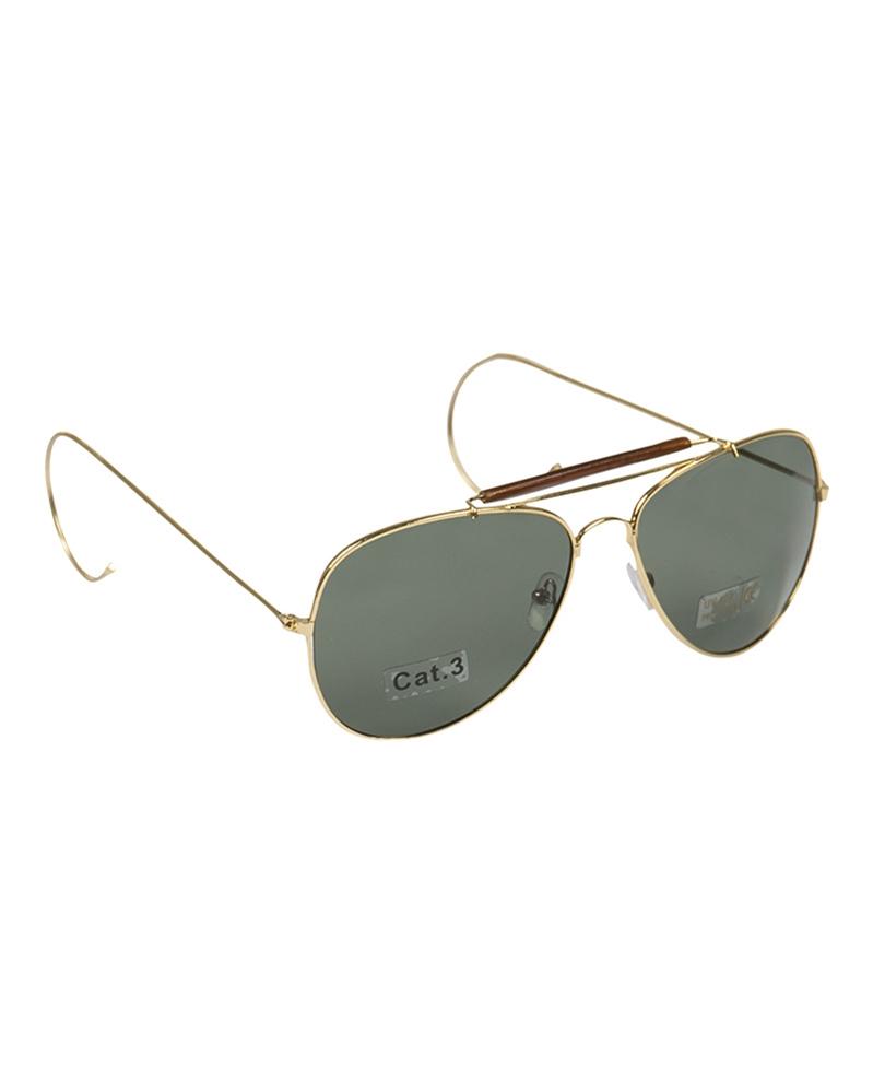 Brýle U.S. Air Force style - zelené