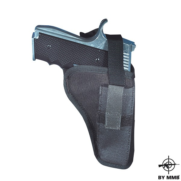 Pouzdro na zbraň MMB Security pravé - černé