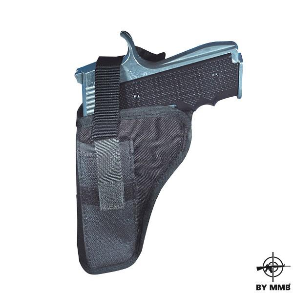 Pouzdro na zbraň MMB Security levé - černé
