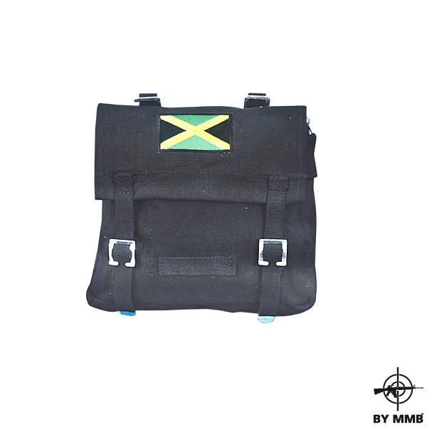 Taška na rameno MMB Jamaica - černá