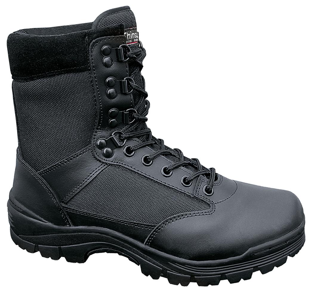 Boty Brandit Tactical Boot - černé